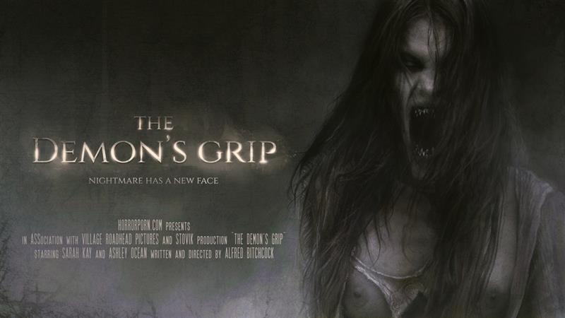 The demon's grip